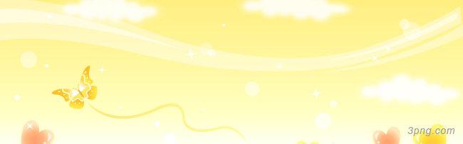 淡黄色梦幻背景背景高清大图-黄色背景其他图片