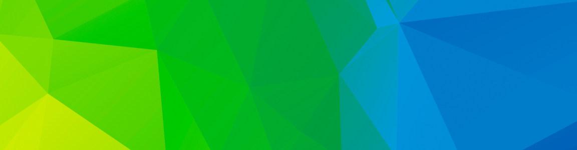 绿色几何形高清背景图片素材下载