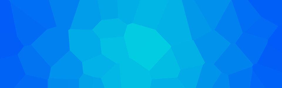 蓝色科技感海报