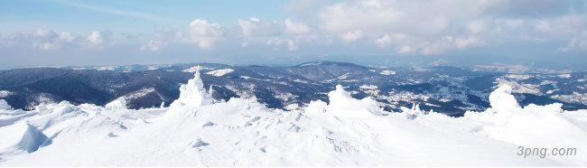 冬季背景背景高清大图-冬季背景场景/舞台