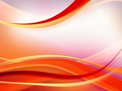 红色黄色动感线条背景高清背景图片素材下载