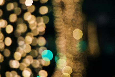 金色光斑效果背景高清背景图片素材下载