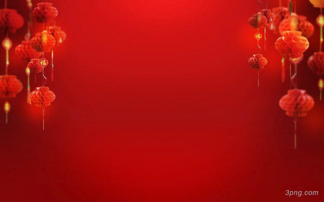 红色喜庆背景背景高清大图-喜庆背景场景/舞台