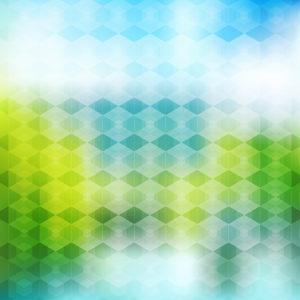 蓝绿色不规则背景高清背景图片素材下载