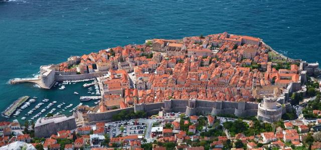 海边旅游城市摄影