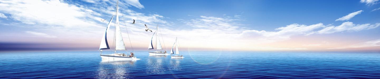 航海未来企业文化展板海报设计高清背景图片素材下载