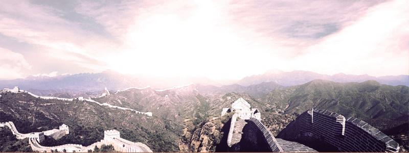 长城风景背景高清背景图片素材下载