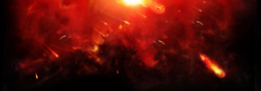 红色火焰背景高清背景图片素材下载