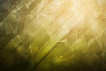 水晶渐变三角几何高清背景