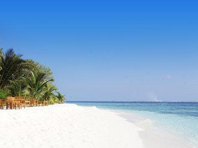 海滩海边背景高清背景图片素材下载