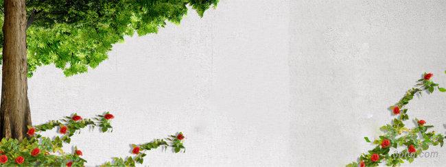 树木背景背景高清大图-树木背景古典/中国风