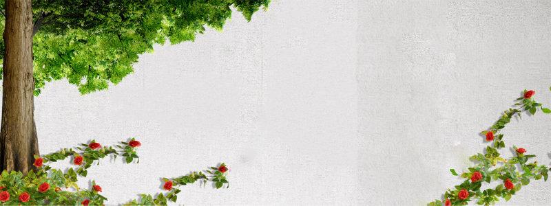 树木背景高清背景图片素材下载