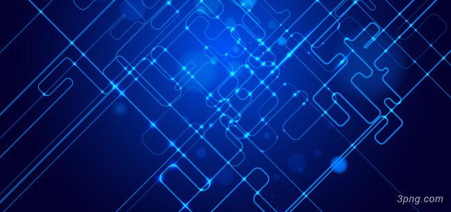 深蓝色科技背景背景高清大图-深蓝色背景科技/商务