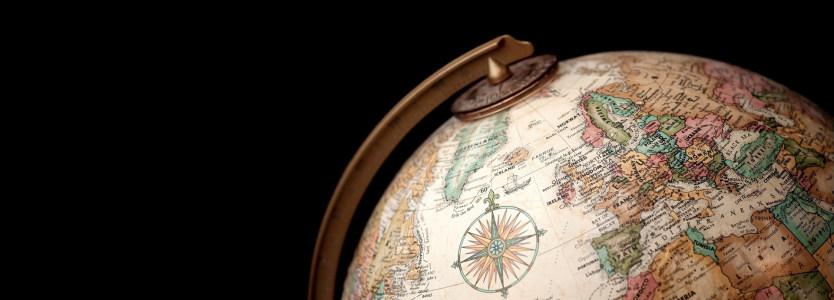 地球仪背景设计下载桌面壁纸
