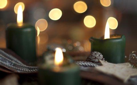 蜡烛烛光背景高清背景图片素材下载
