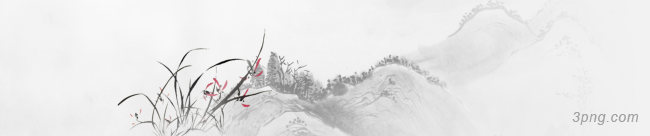 水墨中国风背景背景高清大图-国风背景自然/风光