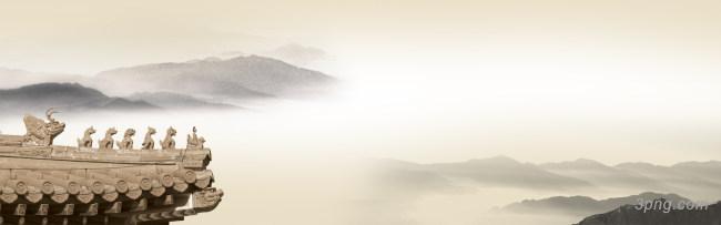 中国风海报背景背景高清大图-风海背景淡雅/清新/唯美