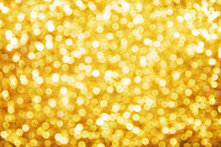 金色光斑背景