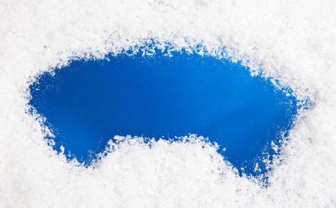 冬季冰雪高清背景图片素材下载