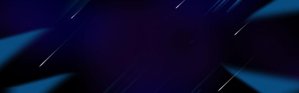 深蓝色几何背景