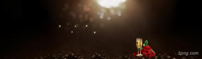 梦幻圆形光斑海报背景背景高清大图-光斑背景底纹/肌理