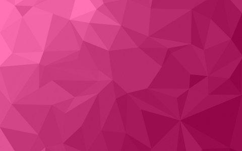 粉色线条曲线多边形质感纹理的高清