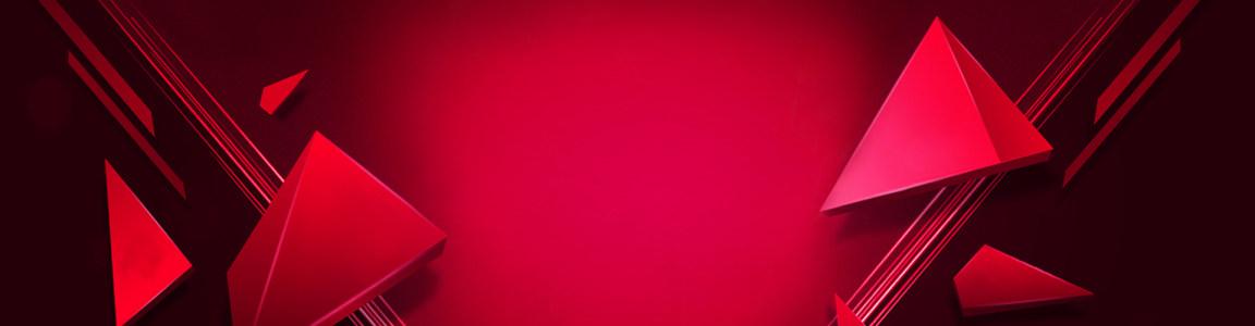 红色大气背景