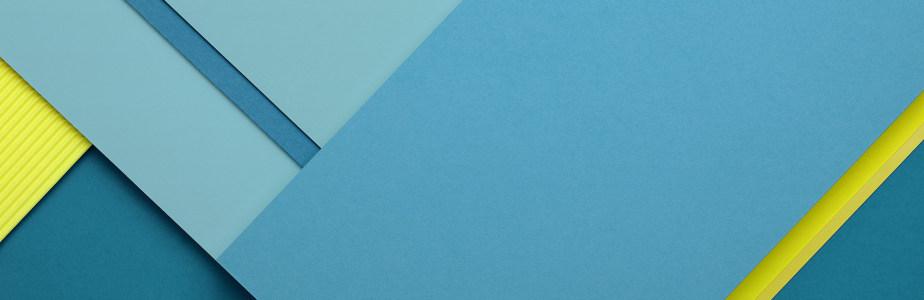 几何多边形背景banner壁纸