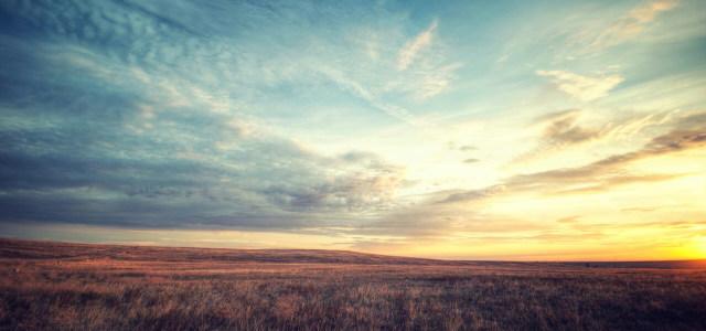 麦田天空大气背景高清背景图片素材下载