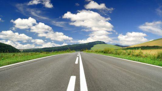 道路公路高清背景图片素材下载