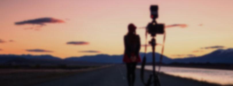 旅行朦胧背景
