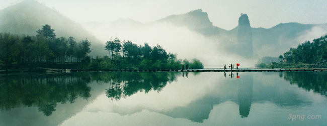 山水中国风背景背景高清大图-中国背景自然/风光
