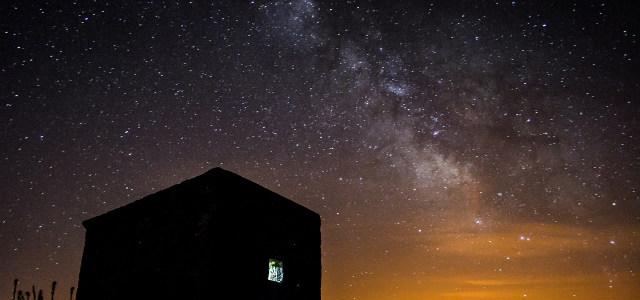 夜晚星空背景