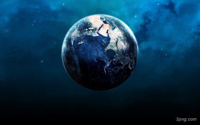 地球背景背景高清大图-地球背景底纹/肌理