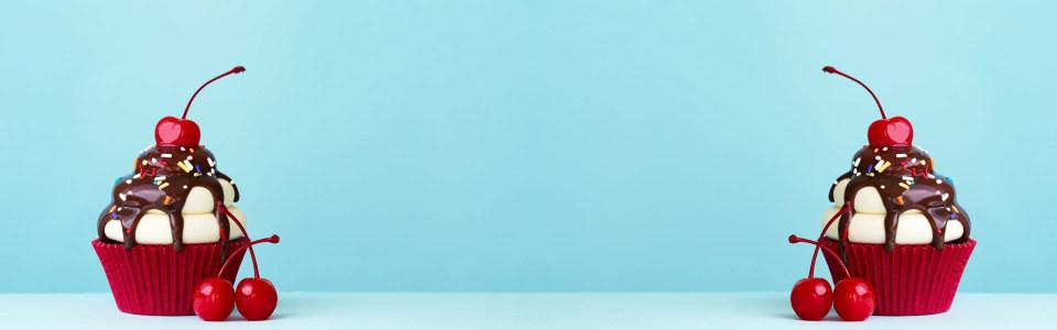 红色蛋糕淘宝海报背景高清背景图片素材下载