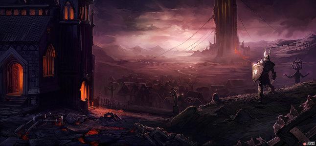 游戏场景高清背景图片素材下载