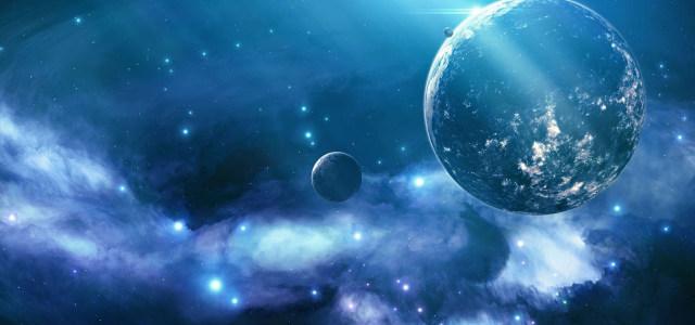 大气星河宇宙星空高清背景图片素材下载