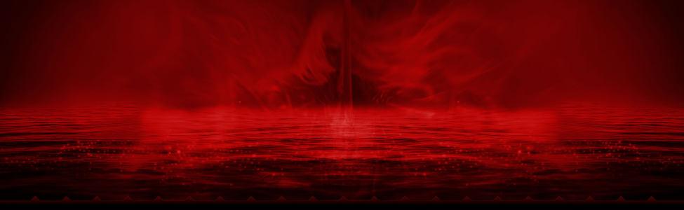 红色 火焰背景banner