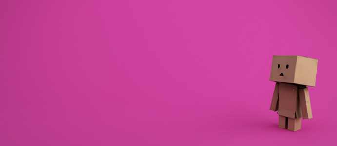 粉色简约时尚背景图