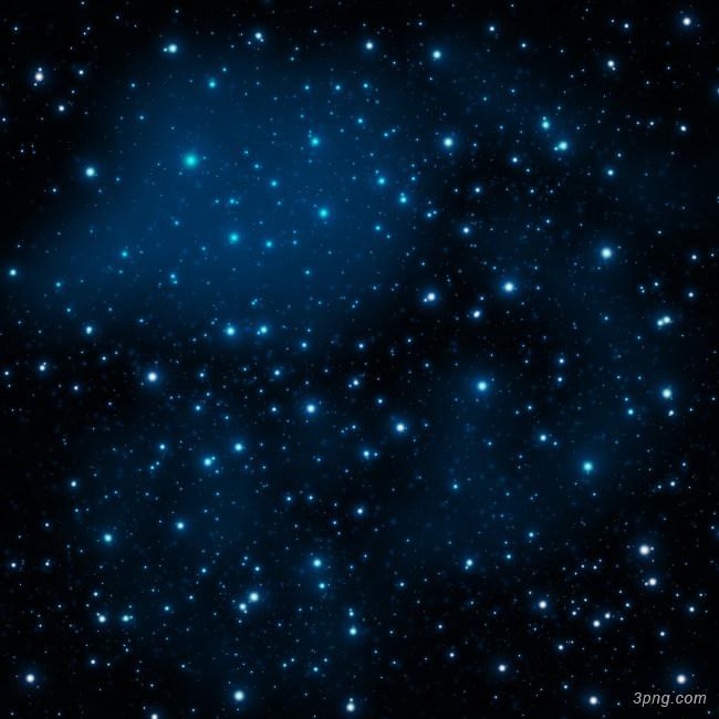 蓝色星空背景背景高清大图-星空背景城市建筑