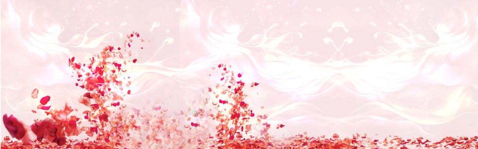 绚丽红色淘宝海报背景高清背景图片素材下载
