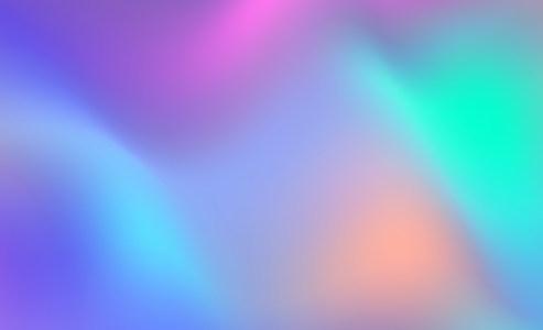 彩色荧光色渐变背景