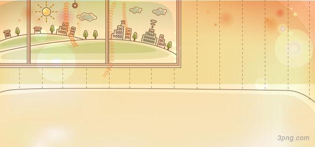 卡通背景背景高清大图-卡通背景场景/舞台