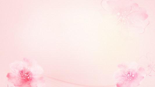 粉色背景背景