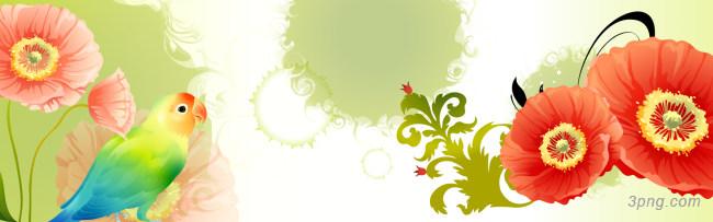 浪漫花朵背景图背景高清大图-花朵背景鲜花