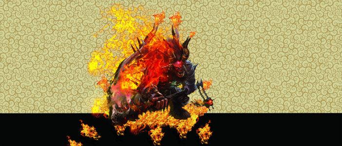 游戏创意模型banner背景
