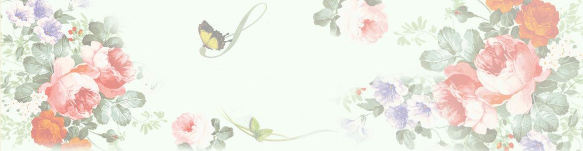 欧式花朵背景高清背景图片素材下载
