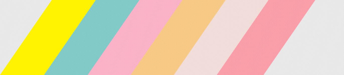 电商淘宝女装女鞋女包几何色彩块斜纹背景banner高清背景图片素材下载
