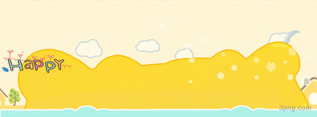 淘宝天猫双11卡通背景背景高清大图-天猫背景Banner海报