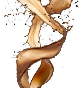 巧克力奶高清背景